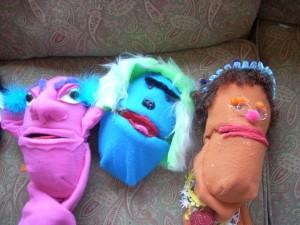 handpuppets