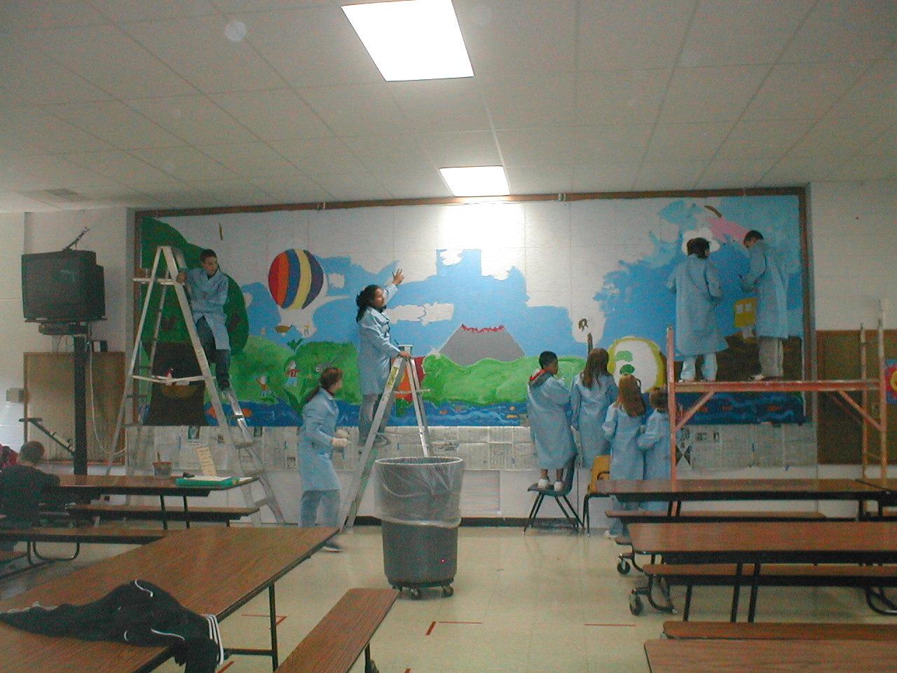 Springdale Mural